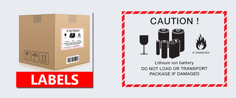 Lithium Ion Battery Packaging Service