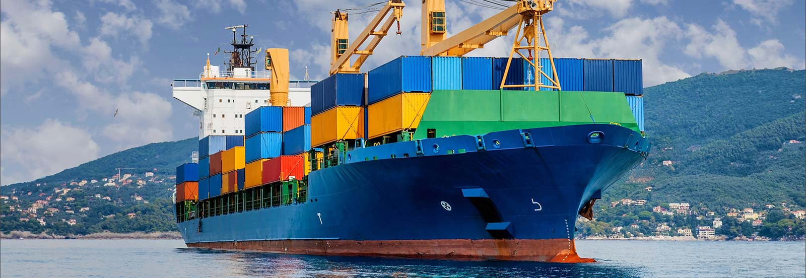sea freight forwardering